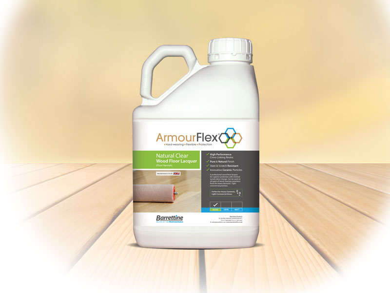 Armourflex® Floor Wood  Lacquer/Varnish