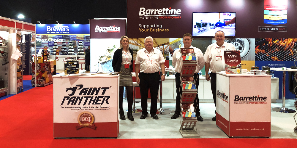 Paint & Decorating Show 2019