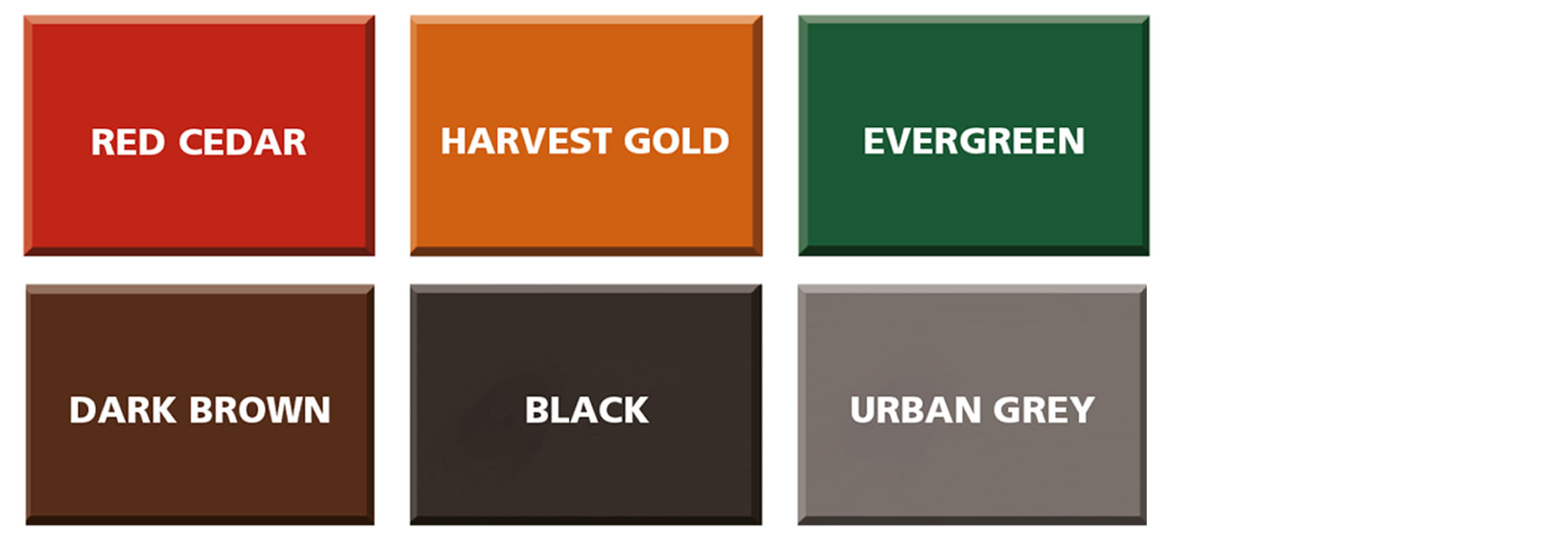 Shed & Fence Colour Swatch