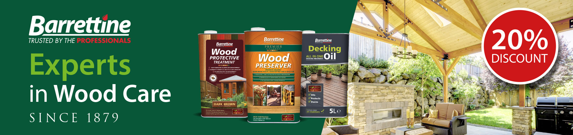 Experts in Woodcare