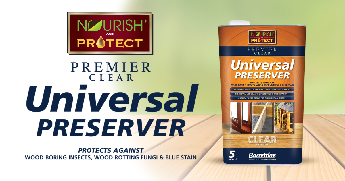 Barrettine Universal Preservative Barrettine Products