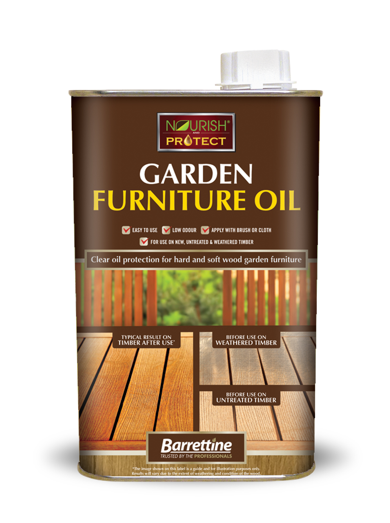 Wood Oils Images Barrettine Products