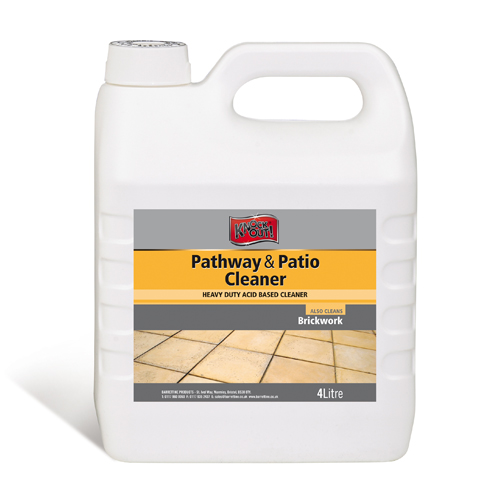 Pathway & Patio Cleaner
