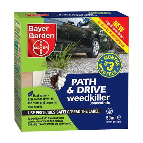 Path & Drive Weedkiller Concentrate 50 ml
