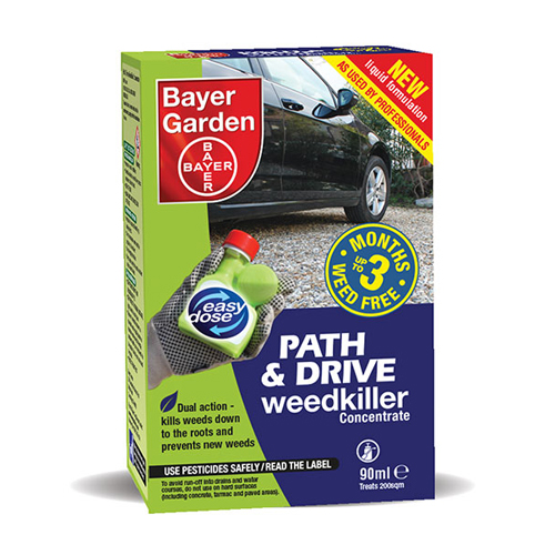 Path & Drive Weedkiller Concentrate 90 ml
