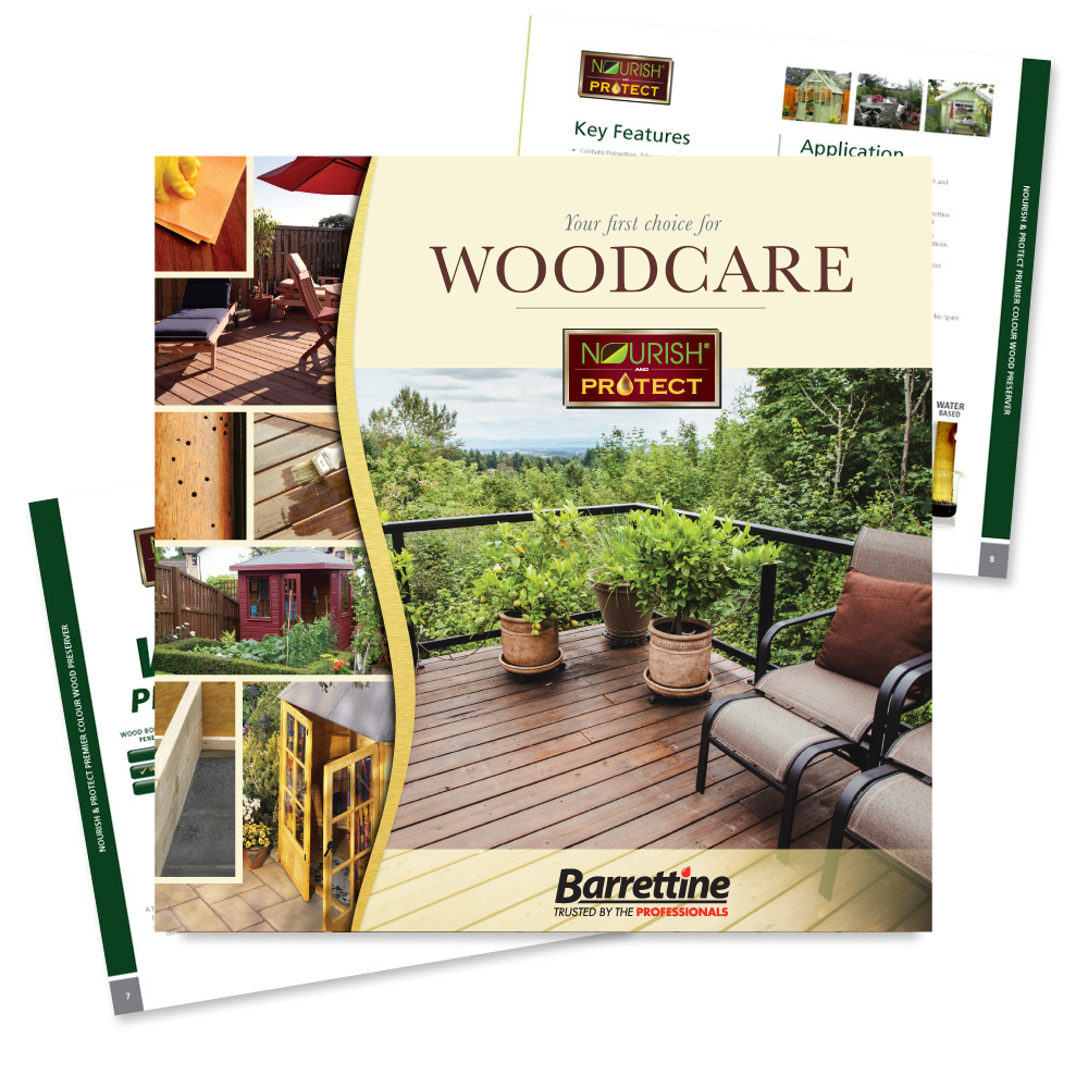 Woodcare Brochure
