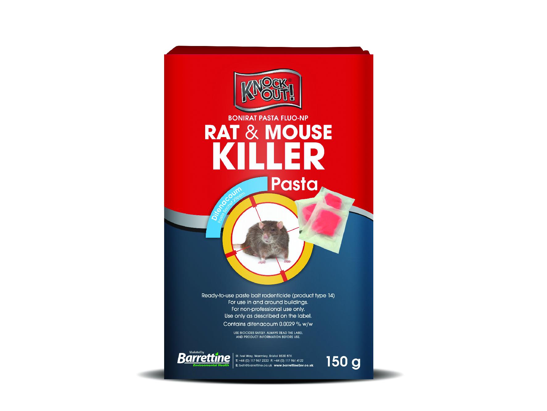 Pest Control Barrettine Products