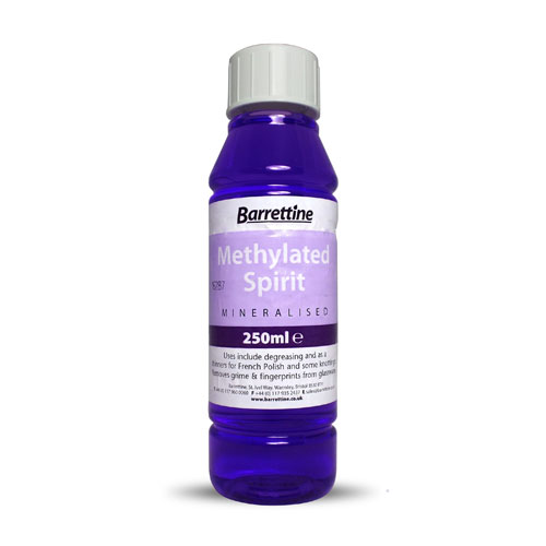Mineralised Methylated Spirits 250 ml