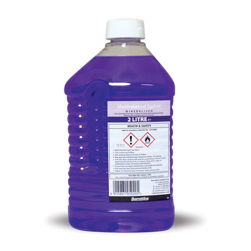 Mineralised Methylated Spirits 2L