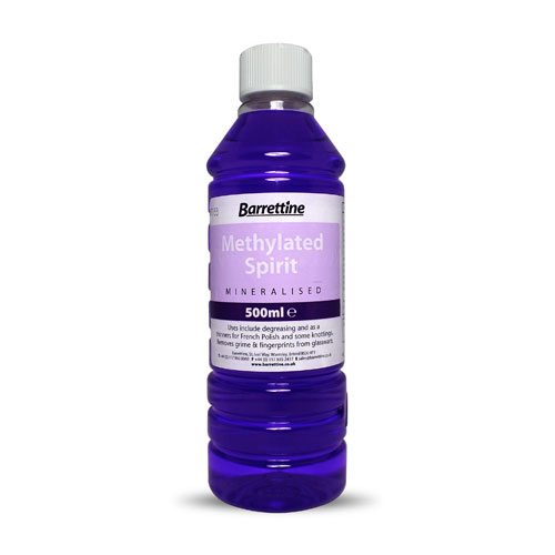 Mineralised Methylated Spirits 500 ml