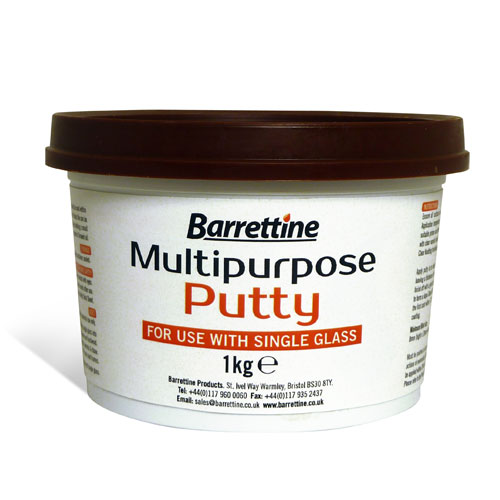Multipurpose Putty Brown 1 Kg