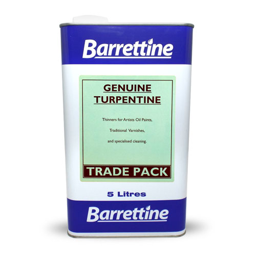 Genuine Turpentine 5L