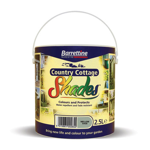 Country Cottage Shades