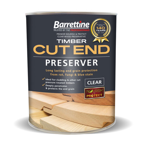 Timber / Cladding End Cut Preserver