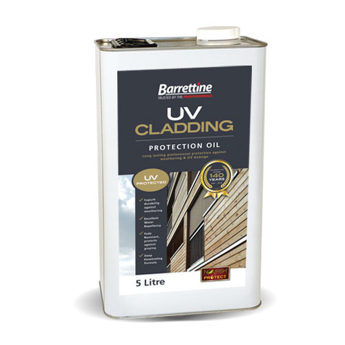UV Cladding Protection Oil