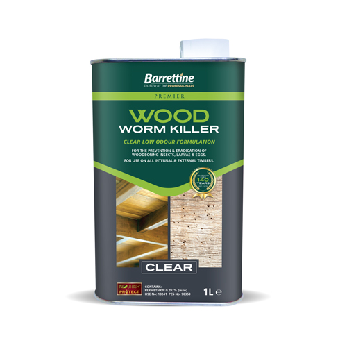 Woodworm Killer 1L