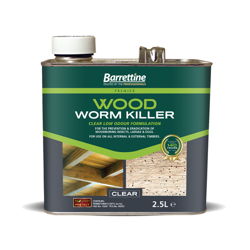 Woodworm Killer 2.5L