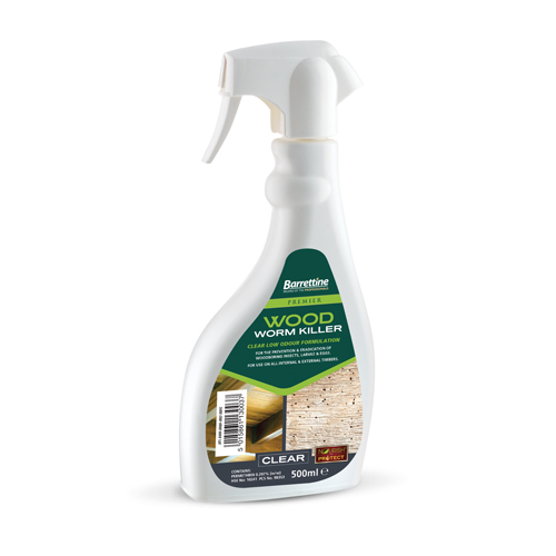 Woodworm Killer 500ml