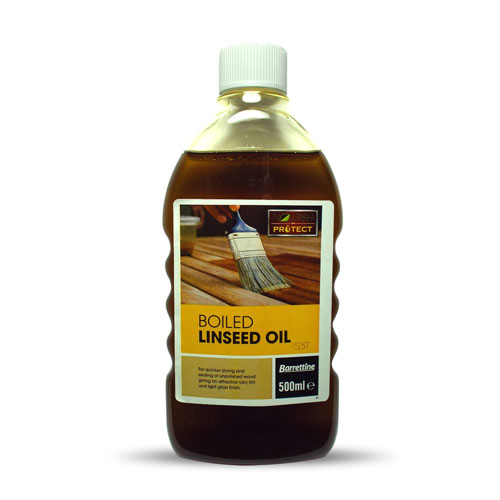 boiled Linseed 500ml