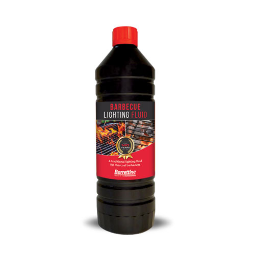 BBQ Lighting Fluid