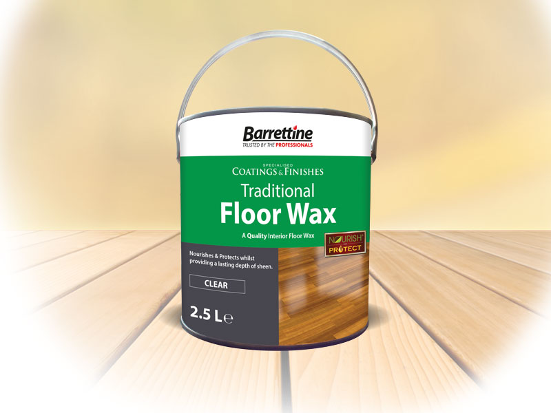 Traditional Floor Wax