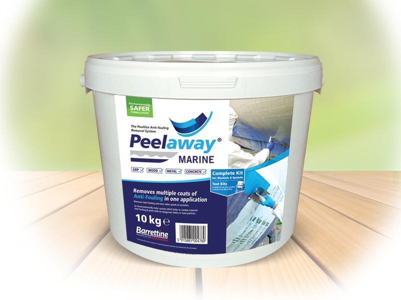 Peelaway® Marine Antifouling Remover