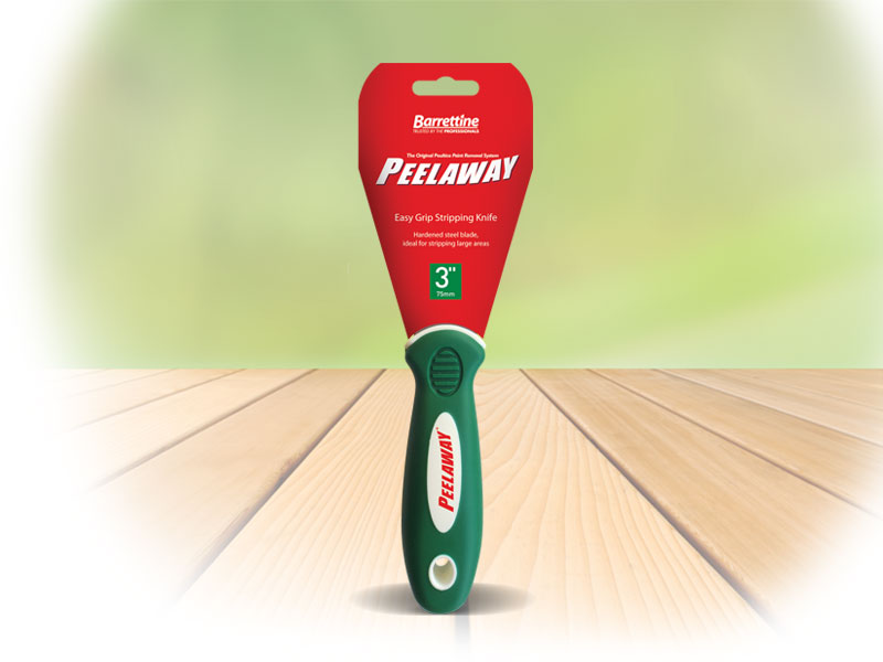 Peelaway Scraper