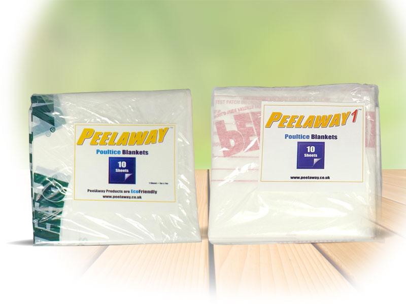Peelaway Spare Blankets