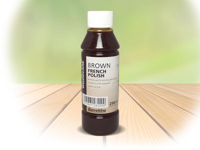 Brown French Polish