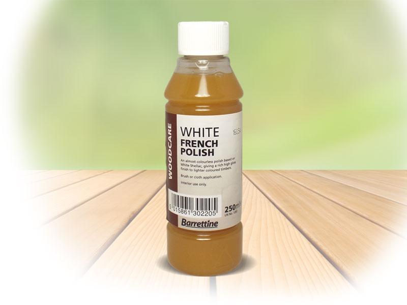 White French Polish