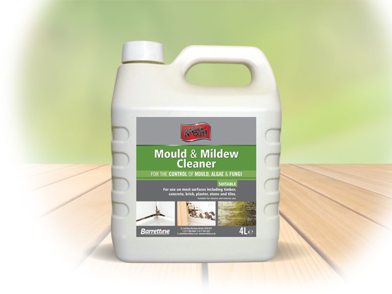 Mould & Mildew Cleaner