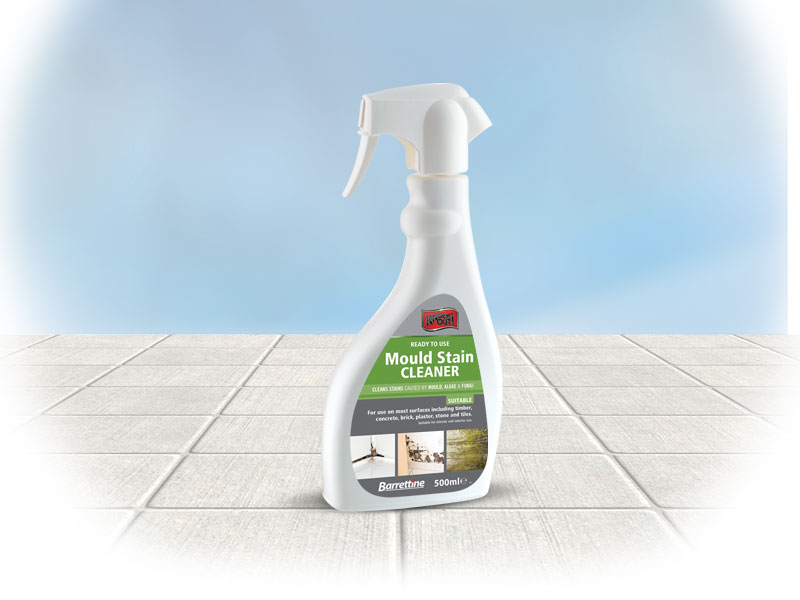 Mould Stain Cleaner Ready To Use