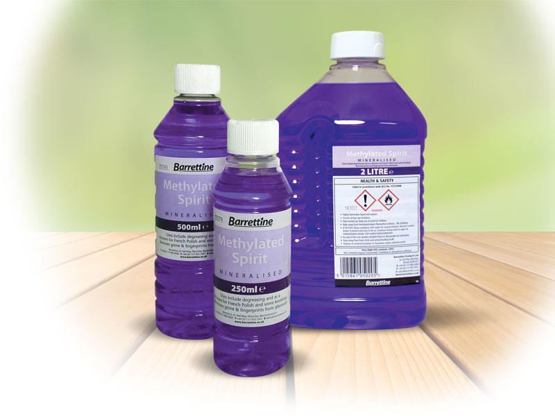 Mineralised Methylated Spirits