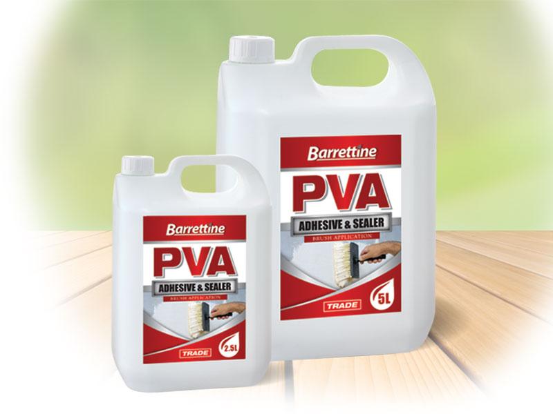 PVA Adhesive & Sealer