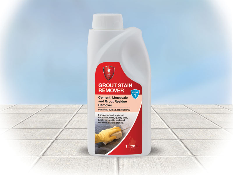 Grout Stain Remover