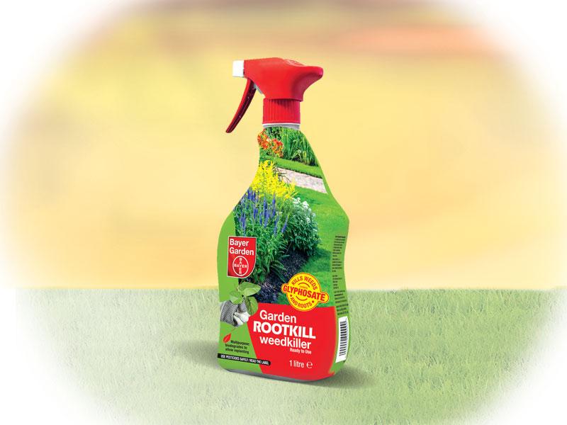 Garden Rootkill Weedkiller RTU