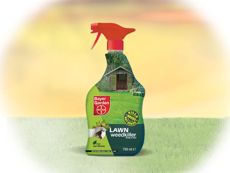 Lawn Weedkiller RTU