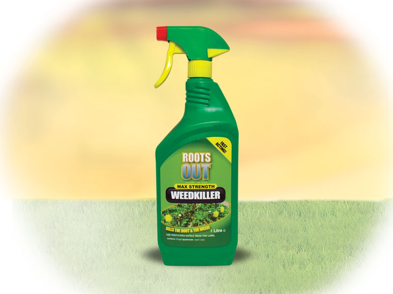 Roots Out Weedkiller Ready To Use