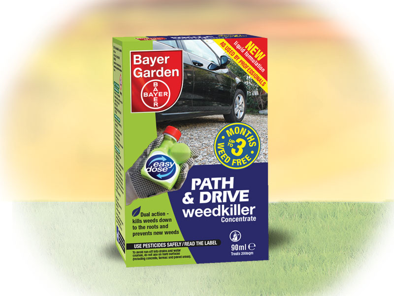 Path & Drive Weedkiller Concentrate