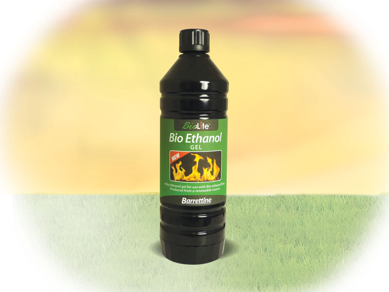 Bio Ethanol Gel | Barrettine Products