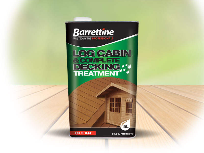 Log Cabin Treatment