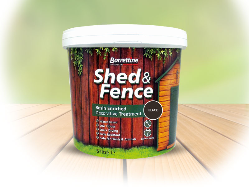 Shed & Fence Treatment