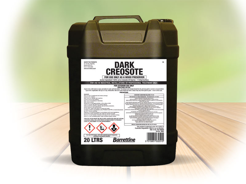Traditional Dark Creosote