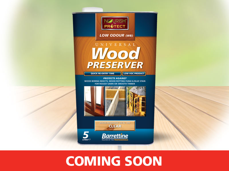 Wood Preserver (Water Based)