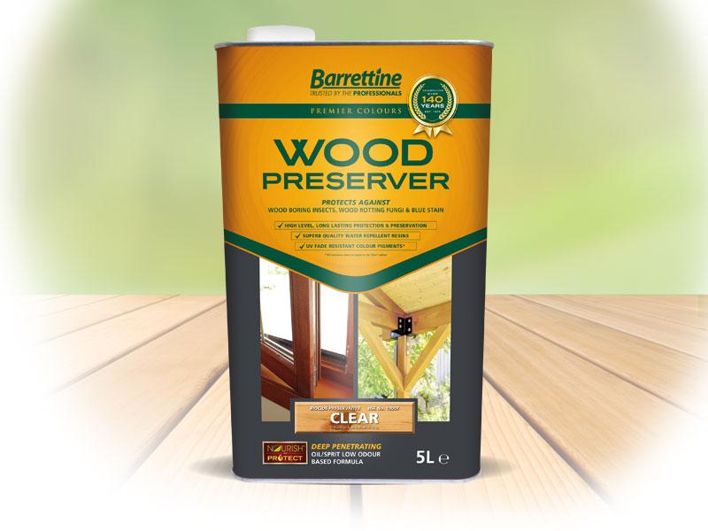 barrettine wood preserver barrettine products. Black Bedroom Furniture Sets. Home Design Ideas
