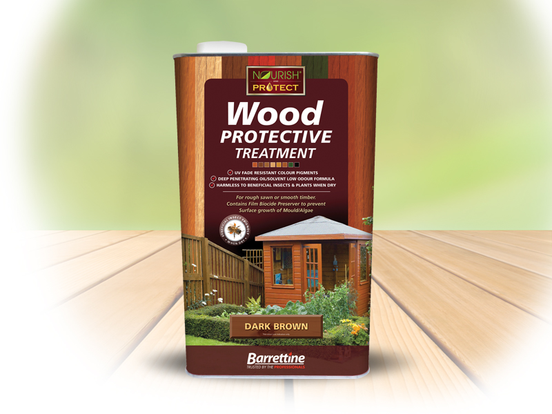 Wood Protective Treatment