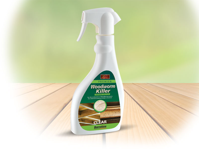 Woodworm Killer Spray