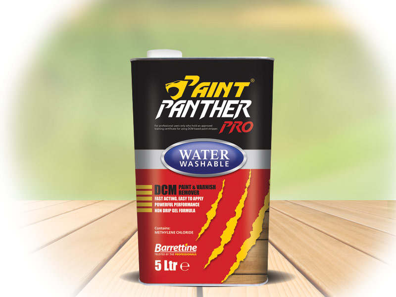 Paint Panther Pro DCM Water Washable