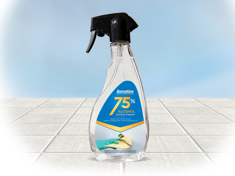 Alcohol (Ethanol) Surface Cleaner